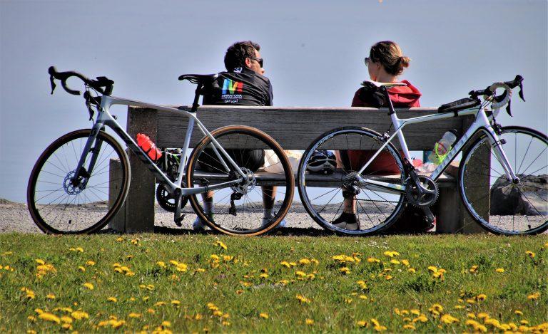 vélo lac annecy