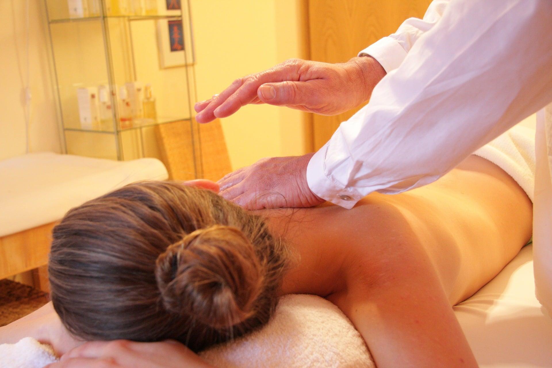 Massage camping Ferme de la Serraz